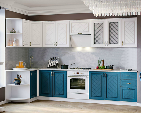 Кухня Ирина Угловая 1,3-3,2 м