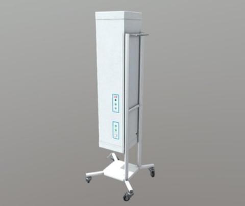 Облучатель-рециркулятор бактерицидный «СИБЭСТ-45КС» с передвижной платформой «П № 1»