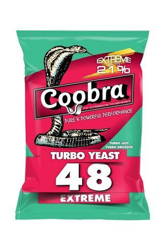 Дрожжи Coobra TY48 Extrime 135гр.