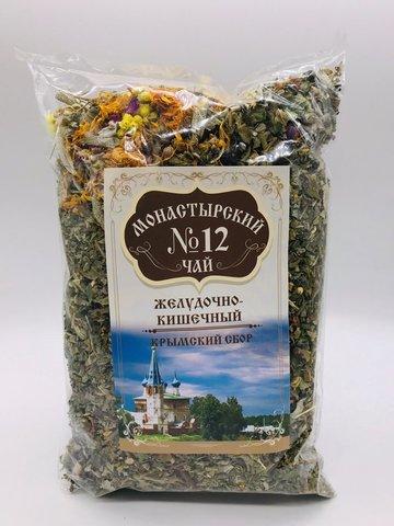 Чай Монастырский №12 желудочно-кишечный, 100 гр. (Крымский сбор)