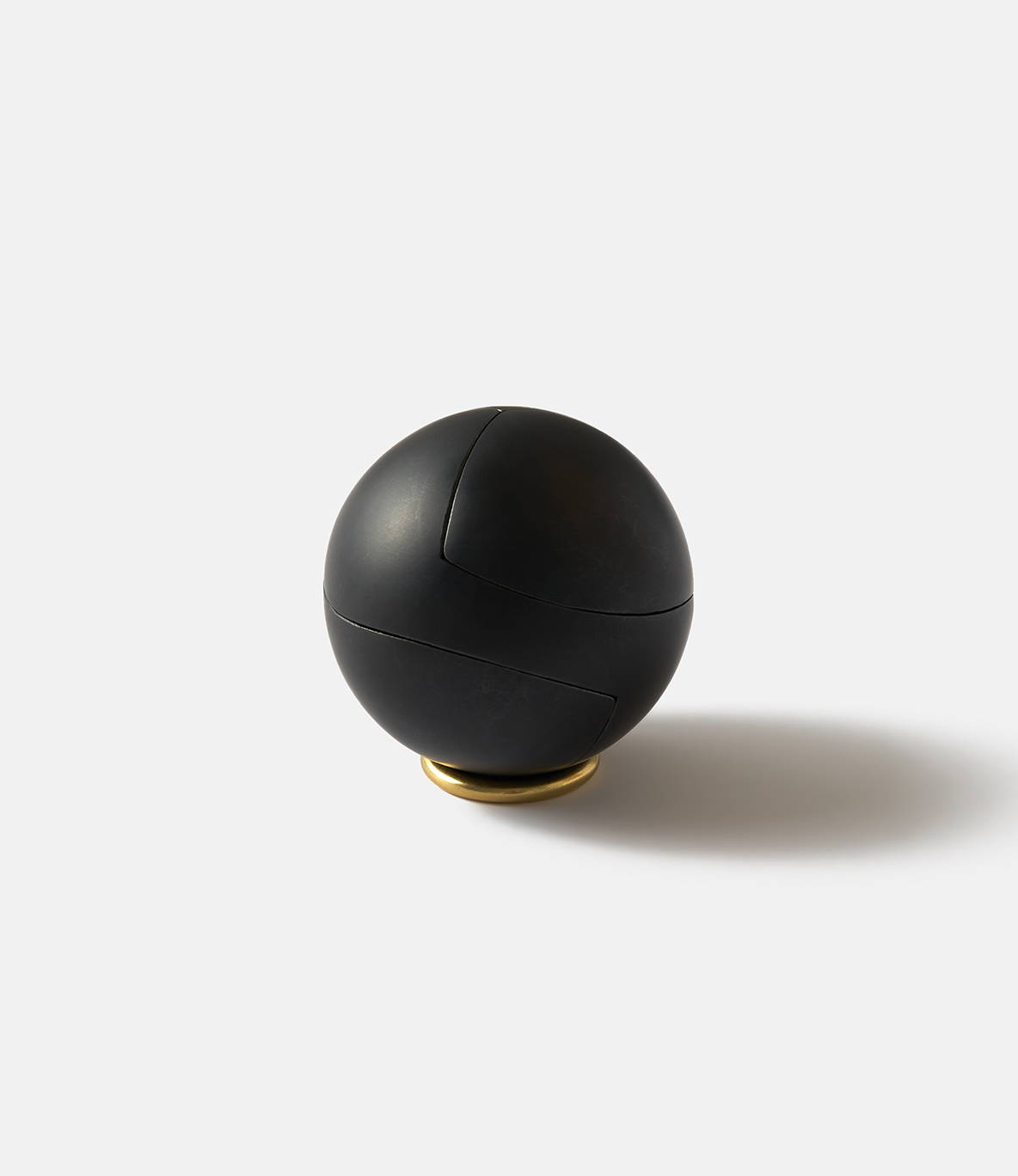 Craighill Venn Puzzle Carbon Black — головоломка из стали: чёрный карбон