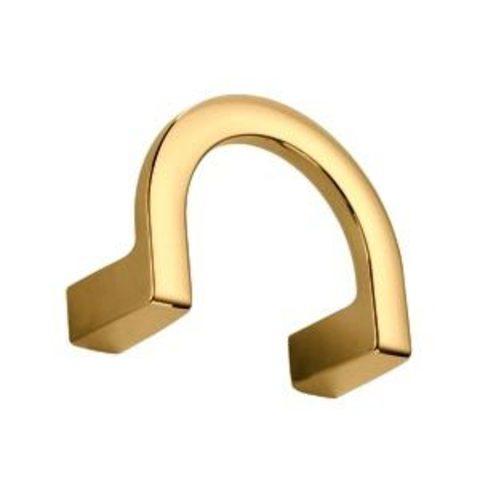 Крючок большой Colombo Lulu LC47GL, золото