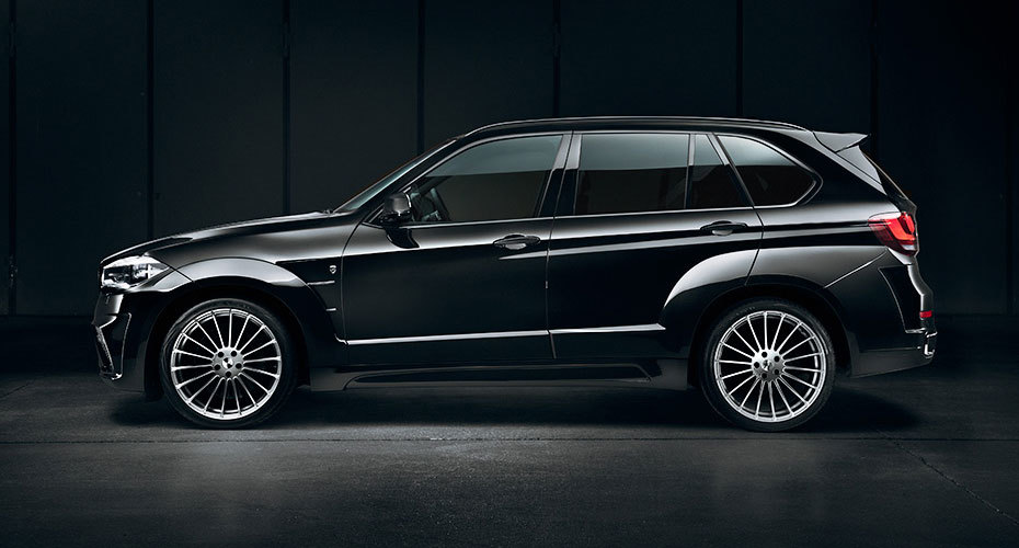Обвес Hamann Widebody для BMW X5M F85 Копия