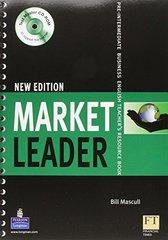 Market Leader NEd Pre-Int TRB +R