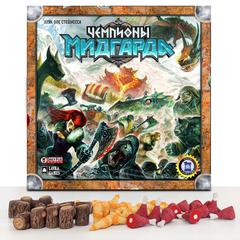 Набор реалистичных ресурсов для игры «Чемпионы Мидгарда»