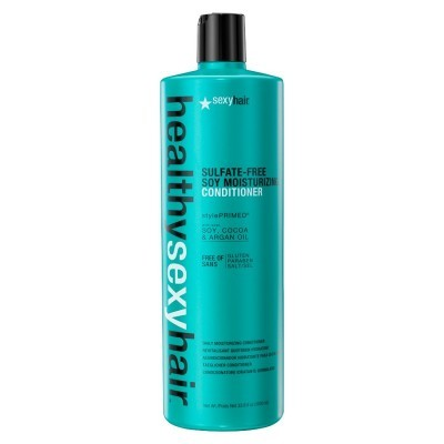 Sexy Hair Healthy: Кондиционер увлажняющий с соевым молоком (Soy moisturizing Conditioner), 1л