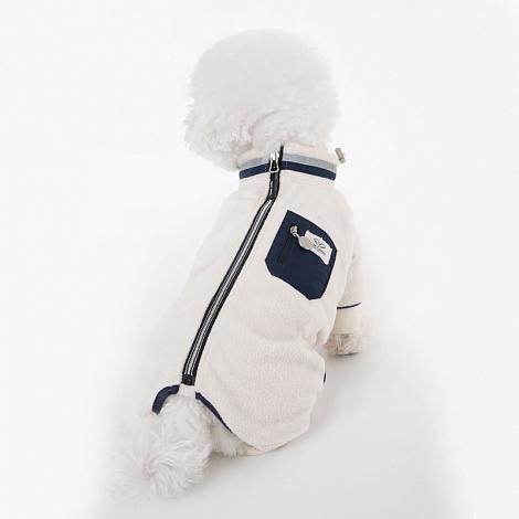 418 PA - Флисовый коcтюм для собак мальчиков