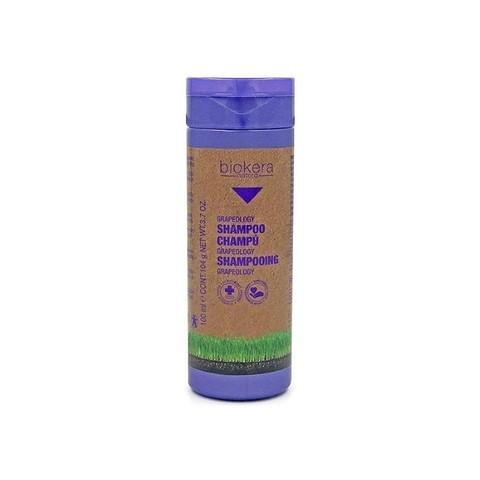 Шампунь с маслом виноградной косточки Biokera Salerm