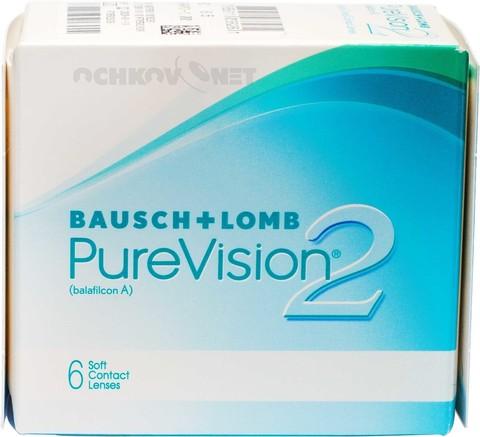 PureVision 2 HD 6 линз BC 8.6