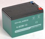 Аккумулятор CHILWEE 6-DZM-12 ( 12V 14Ah / 12В 14Ач ) - фотография