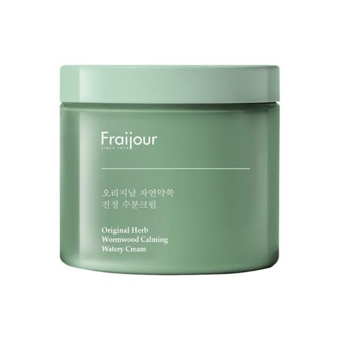 EVAS Fraijour Крем для лица Original Herb Wormwood Calming Watery Cream, 100 мл