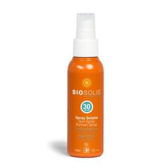 Biosolis, Солнцезащитный спрей SPF 30, 100мл