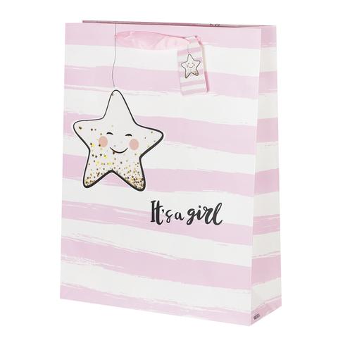 Пакет подарочный Baby 32*42*11.5 2