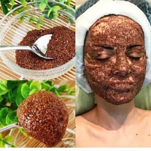 Альгинатная маска из морских водорослей для лица, 15 гр.