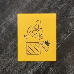 Мышка №22 в подарочной коробке