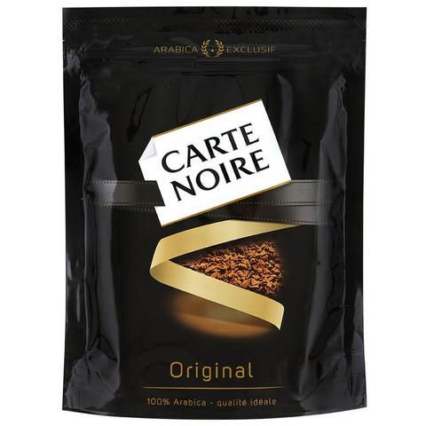 Кофе растворимый Carte Noire 150 г (пакет)