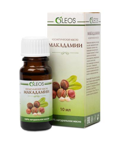Косметическое масло Макадамии Oleos