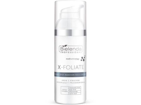 X-FOLIATE  Dark Spot Крем для лица  с кислотами отбеливающий,  склонной к пигментации