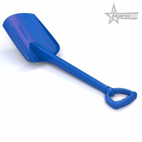 Лопата, 70 см. (синяя), Нордпласт, 130/2