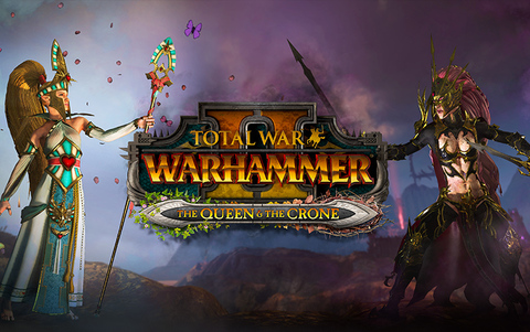 Total War: WARHAMMER II - The Queen & The Crone (для ПК, цифровой ключ)