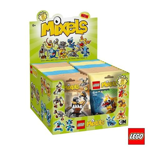LEGO Mixels: Тангстер 41544 — Tungster — Лего Миксели