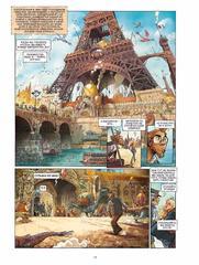 Комикс Эххо Зеркальный мир: Нью-Йорк – Парижская империя. Том 1