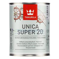 Лак Tikkurila Unica Super п/матовый, 2,7л