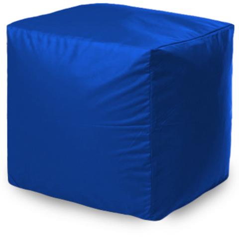 Пуфик «Куб», Синий