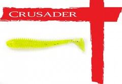 Виброхвост Crusader No.02 80мм, цв.012, 10шт.