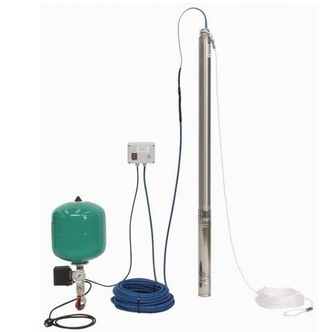 Насос одинарный Wilo-Sub TWU 3-0130-Plug-Pump/DC