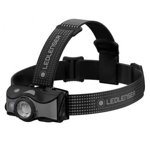 Фонарь светодиодный налобный LED Lenser MH7, черный, 600 лм, аккумулятор