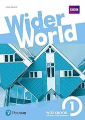 Wider World 1 WB + Online Homework