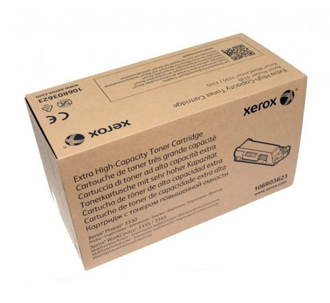 Картридж Xerox 106R03623 черный