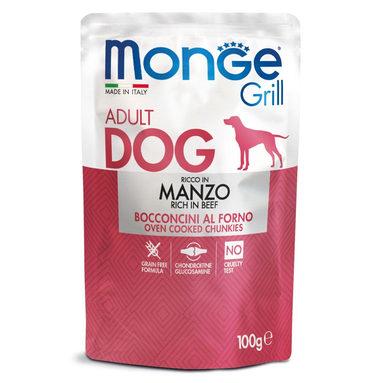Monge Паучи для собак Monge Dog Grill говядина 70013154_1.jpeg