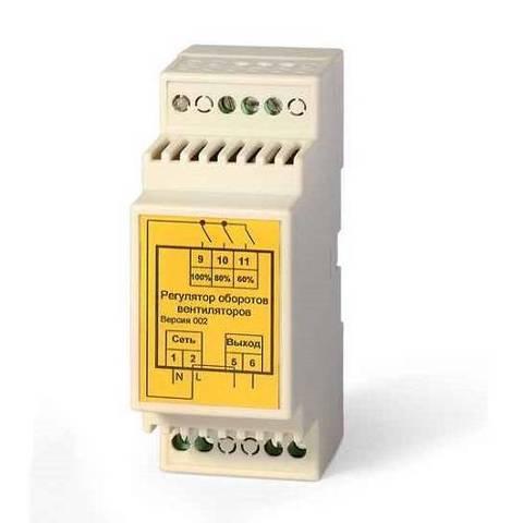 Блок управления вентилятором Techno БРС-150
