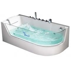 Ванна акриловая Cerutti SPA C-403 L 170х80 см с гидромассажем