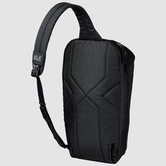 Рюкзак однолямочный Jack Wolfskin Maroubra Sling Bag black - 2