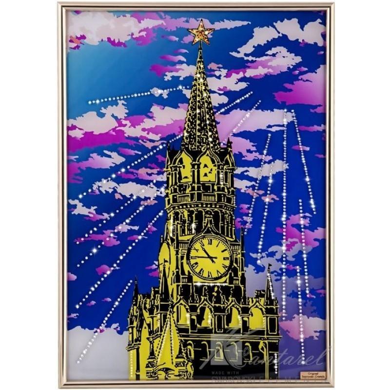Картина Kantarel Спасская башня (УФ синяя) 272.108.74.0 (УФ 2)