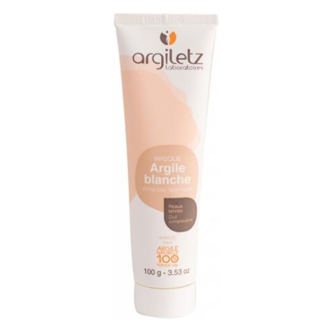 Маска для лица с белой глиной для сияния кожи Argiletz, 100 гр