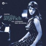 Martha Argerich / Chopin: The Legendary 1965 Recording (LP)