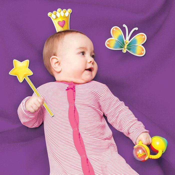 Набор элементов для детской фотосессии