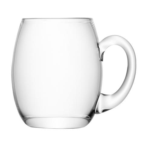 Кружка для пива высокая округлая Bar