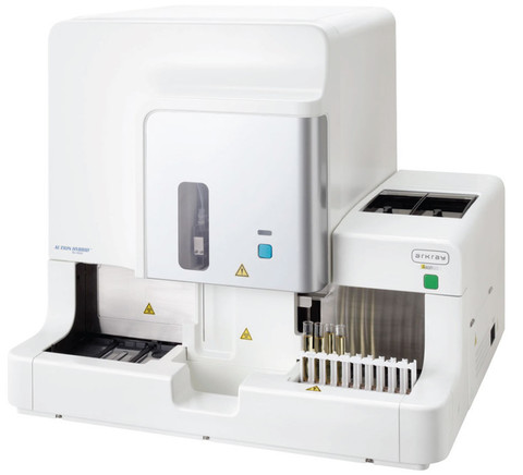 Автоматический анализатор мочи AUTION HYBRID AU-4050 (анализ биохимических параметров мочи и осадка мочи) ARKRAY Factory, Inc., Japan/АРКРЭЙ Фэктори, Инк., Япония