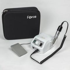 Аппарат для маникюра Force 315/120 с педалью серый
