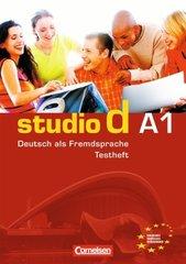 Studio d  A1 Testheft  A1 und Modelltest Start ...