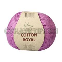 Cotton Royal 18-719 (Сирень)