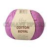 Пряжа Fibranatura Cotton Royal 18-719 (Сирень)