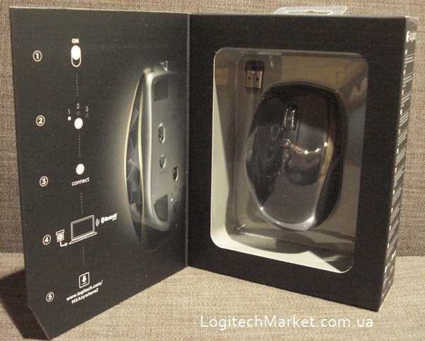 Logitech MX Anywhere 2