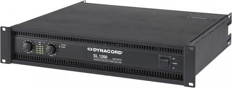 Dynacord SL 1200 усилитель мощности