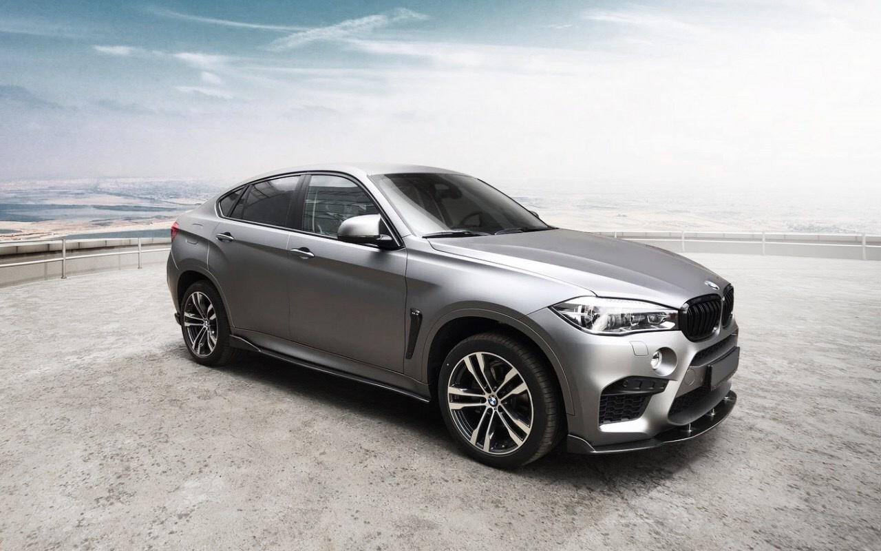 Обвес Ronin Design для BMW X6M F86